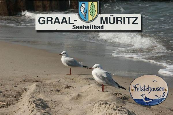 Ferienwohnung in Graal-Müritz